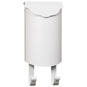 PRO-DF Antique Vertical Mailbox with Matte Finish,M26510