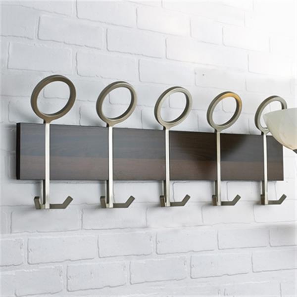 Richelieu Contemporary Hook Rack,RH1334165195