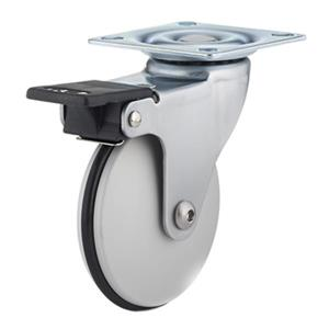 Richelieu 775240 AOV Single-Wheel Design Swivel Caster,77524