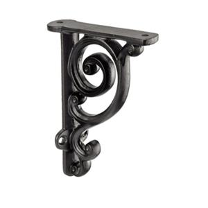 Richelieu BP9441100900 Rustic Decorative Shelf Support,BP944