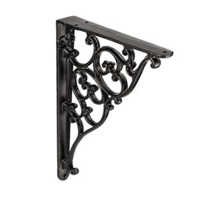 Richelieu BP9444280900 Rustic Decorative Shelf Support,BP944