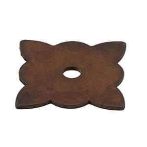 Richelieu Traditional Forged Iron Rosette for Knob,BP2136358