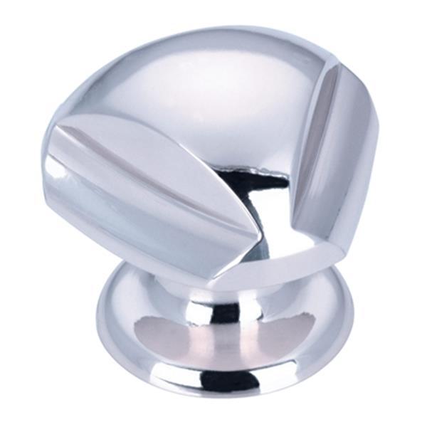 Richelieu BP509301 Contemporary Brass Knob,BP50930140
