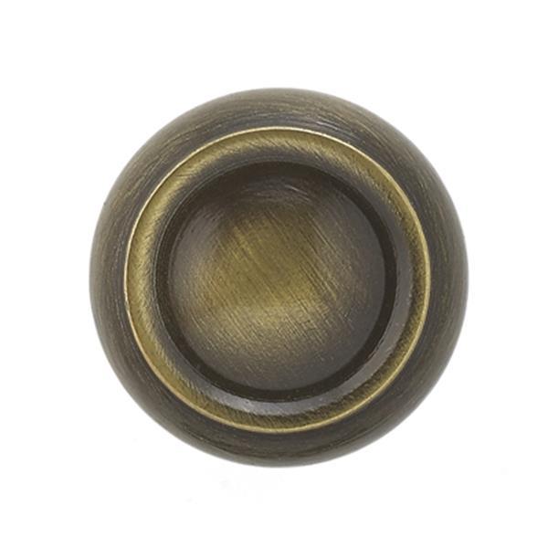 Richelieu Mercier Traditional Metal Knob,BP5120530AE