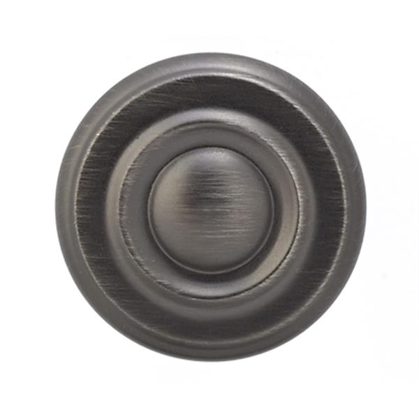 Richelieu Boucherville Traditional Metal Knob,BP74032143
