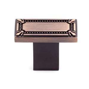 Richelieu Brossard Traditional Metal Knob,BP78033BORB