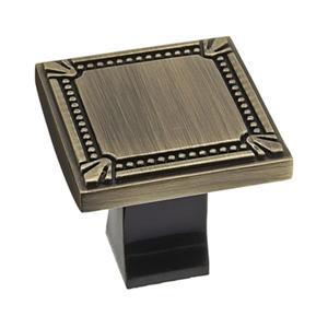 Richelieu Brossard Traditional Metal Knob,BP78035AE