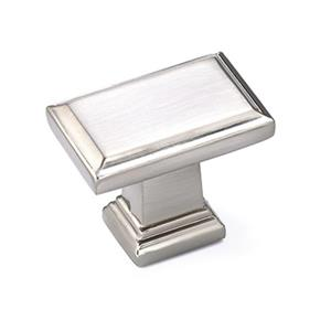 Richelieu BP79538 Transitional Metal Knob,BP79538195