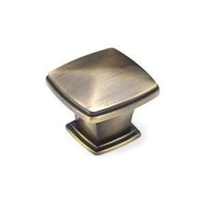 Richelieu Charlemagne Transitional Metal Knob,BP81045AE