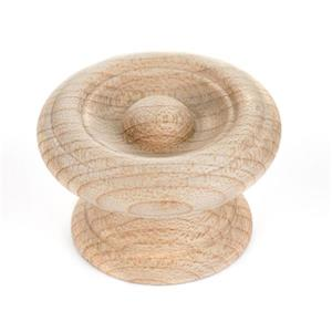 Richelieu Bourgogne Eclectic Maple Wood Knob,BP81820838150