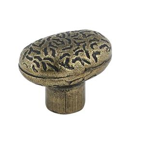 Richelieu BP852436H Traditional Metal Knob,BP852436HB