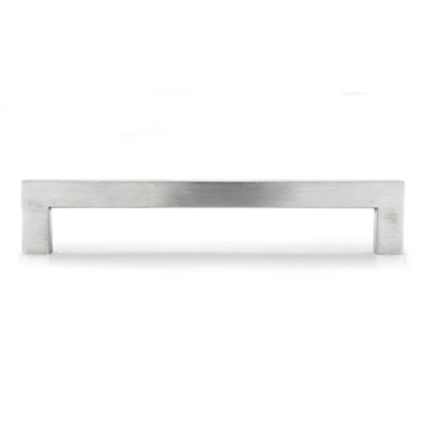 Richelieu Wingate Contemporary Stainless Steel Pull,BP604192