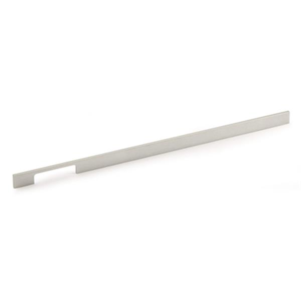 Richelieu Aversa Contemporary Metal and Aluminum Pull,BP7205