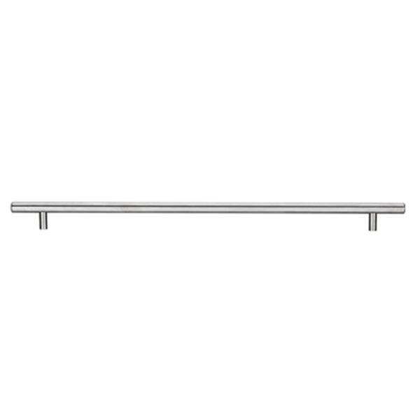 Richelieu Tivoli Contemporary Stainless Steel Handle Pull,BP