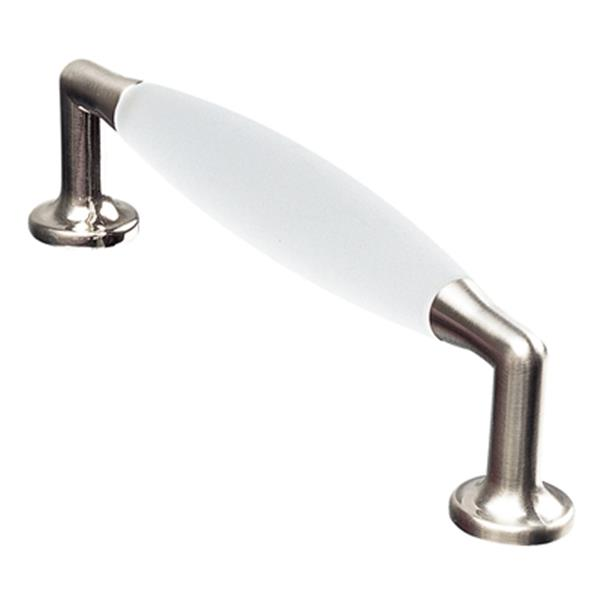 Richelieu Scafati Contemporary Metal and Acrylic Pull,BP6851