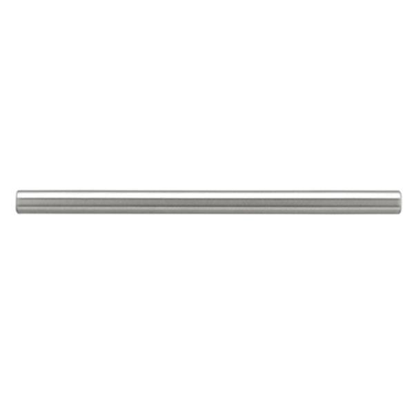 Richelieu Contemporary Stainless Steel Pull,BP3487143170AB