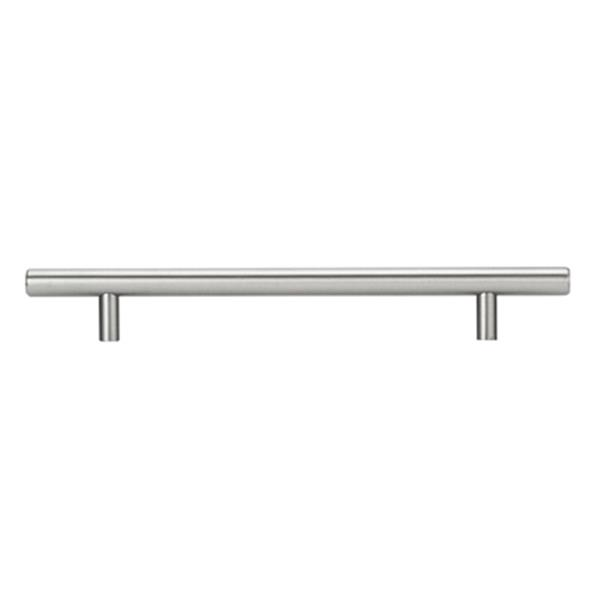 Richelieu Contemporary Stainless Steel Pull,BP3487181170AB