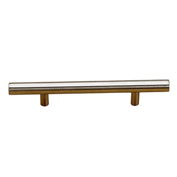 Richelieu Contemporary Stainless Steel Pull,BP3487410170AB