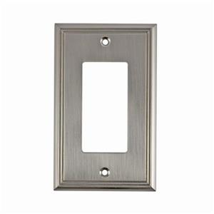 Richelieu Contemporary Decora Switchplate,BP851195