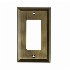 Richelieu Contemporary Decora Switchplate,BP851AE