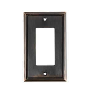 Richelieu Contemporary Decora Switchplate,BP851BORB