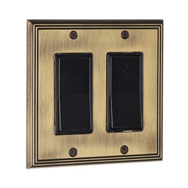 Richelieu Contemporary Decora Switchplate,BP8511AE