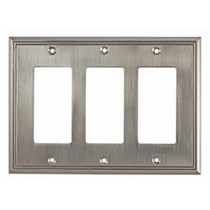 Richelieu Contemporary Decora Switchplate,BP85111195