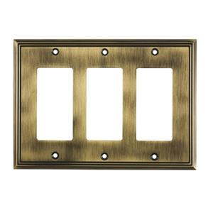 Richelieu Contemporary Decora Switchplate,BP85111AE