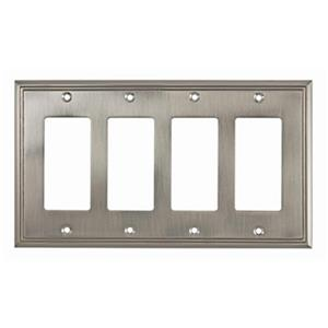 Richelieu Contemporary Decora Switchplate,BP851111195