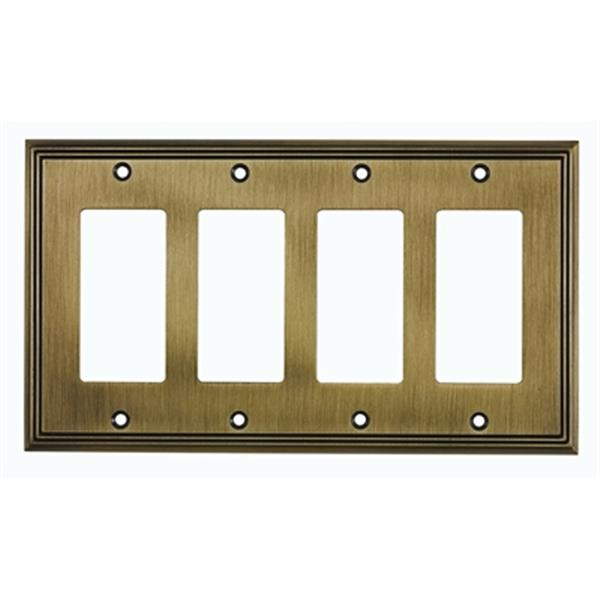 Richelieu Contemporary Decora Switchplate,BP851111AE
