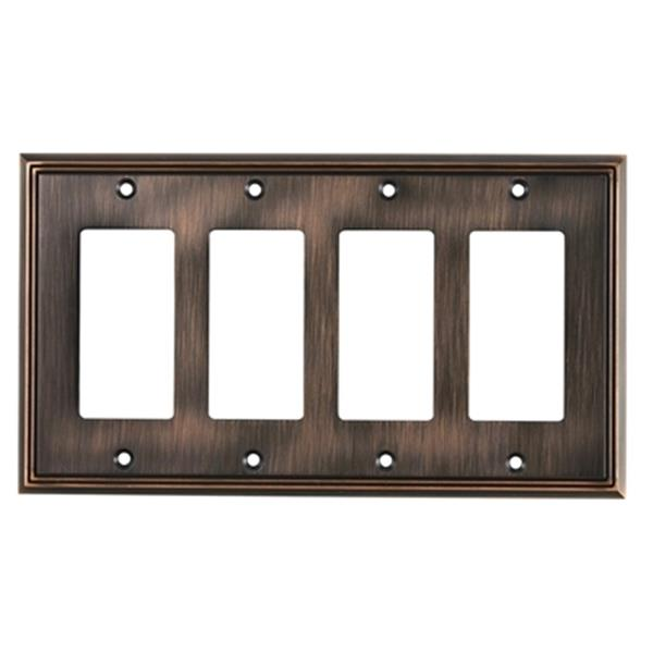 Richelieu Contemporary Decora Switchplate,BP851111BORB