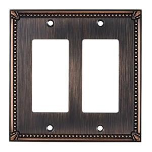 Richelieu Traditional Decora Switchplate,BP8611BORB