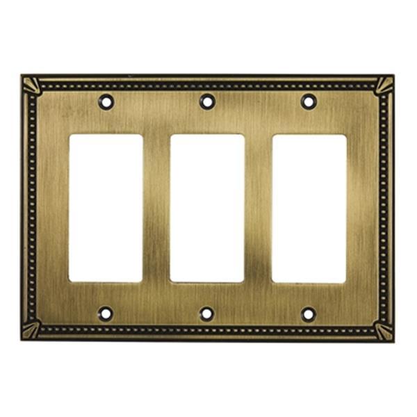 Richelieu Traditional Decora Switchplate,BP86111AE