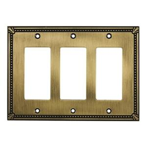 Richelieu Traditional Decora Switchplate,BP86111AE
