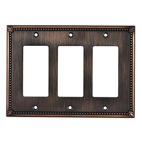 Richelieu Traditional Decora Switchplate,BP86111BORB