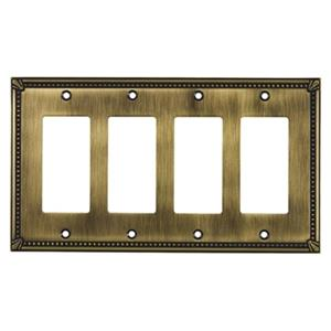 Richelieu Traditional Decora Switchplate,BP861111AE