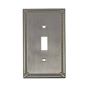 Richelieu Traditional Toggle Switchplate,BP863195
