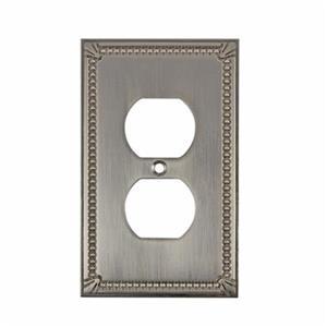 Richelieu Traditional Duplex Switchplate,BP862195