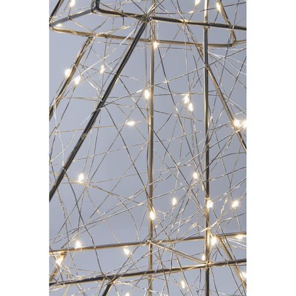 Hi-Line Gift 3D Outdoor LED Christmas Tree,37434-L