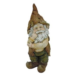 Hi-Line Gift Thinking Gnome,75607-A
