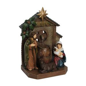 Hi-Line Gift Nativity Scene with Star Table Top Fountain,818