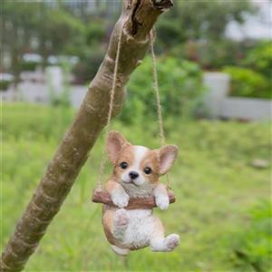 Hi-Line Gift Hanging Chihuahua Puppy,87704-E