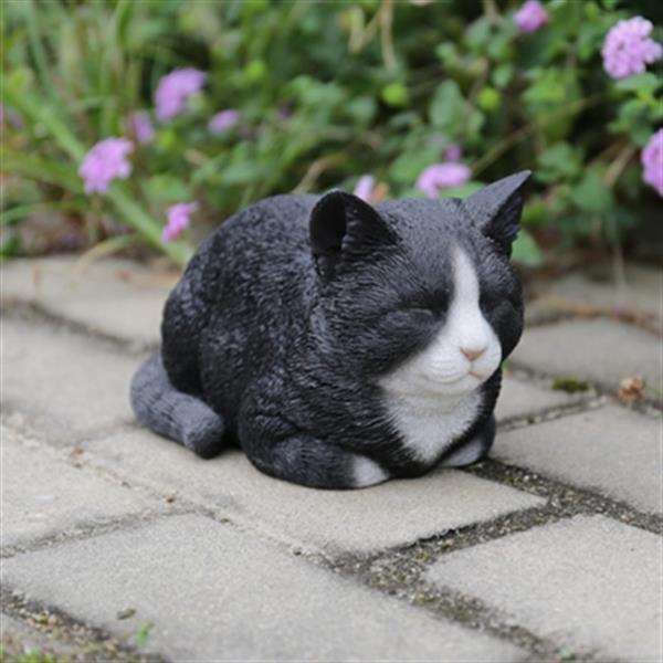Hi Line Gift Ltd Hi Line Gift Sleeping Cat Statue 87729 A Rona