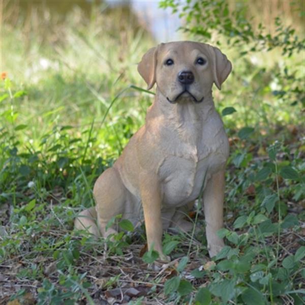 Hi-Line Gift Labrador Retriever Dog Statue,87985-YL