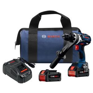 Hammer Drill/Driver Kit - 18 V - 0.5
