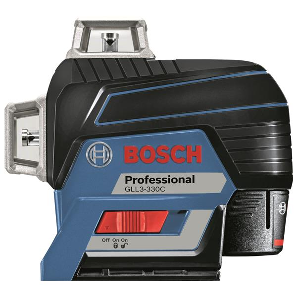 Bosch Connected Red-Beam Three-Plane Leveling