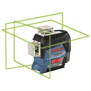 Bosch Connected Green-Beam Three-Plane Leveling