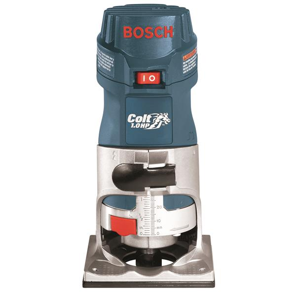 Colt™ Single Speed Electronic Palm Router