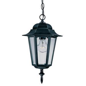 Lanterne extérieure Camelot, 1 lumière, noir