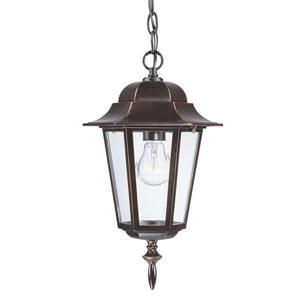 Acclaim Lighting Camelot Outdoor Lantern - 1 Light - Bronze